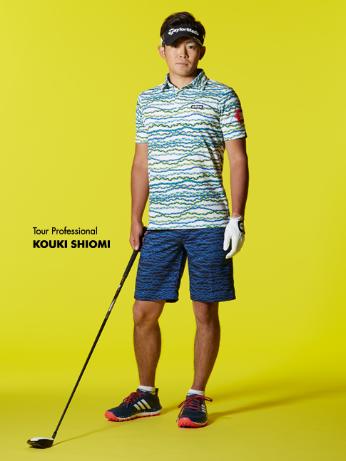 3902d5dceca355 お洒落メンズ必見】夏のモテるゴルフウェアはこれだ! | VOKKA [ヴォッカ]
